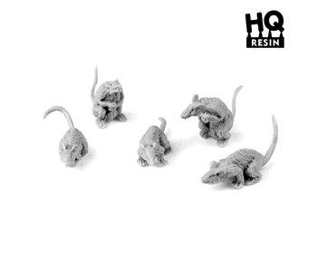 Giant Rats Set - HQ Resin