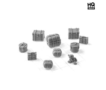 Travel Set – Basing Kit - HQ Resin