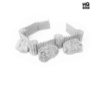 Artillery Fence - HQ Resin