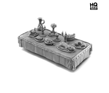 Nobility Banquet Basing Kit 1 - HQ Resin