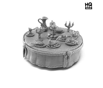 Nobility Banquet Basing Kit 3 - HQ Resin