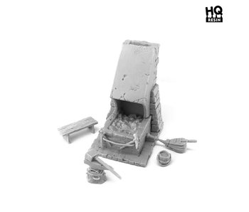 Blacksmith Set - HQ Resin