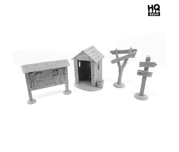 Crossroads Set - HQ Resin