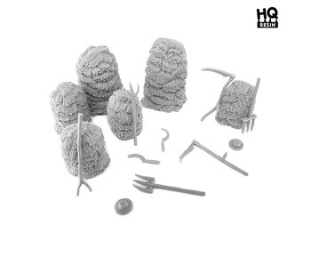 Haymaking Set - HQ Resin