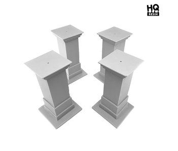 Pillars Set - HQ Resin