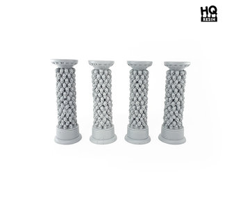 Skull Columns Set - HQ Resin