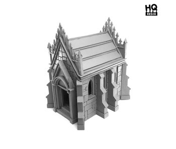 Gothic Shrine - HQ Resin