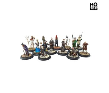 Resinburg Citizens - HQ Resin