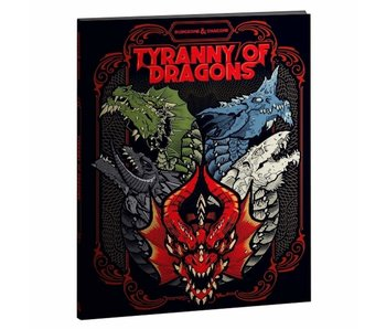D&D Tyranny of Dragons Hobby Cover
