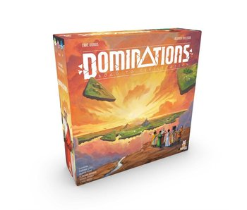 Dominations - Core Box Road to Civilization (Français)