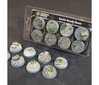 Urban Warfare Bases Round 32mm (x8)