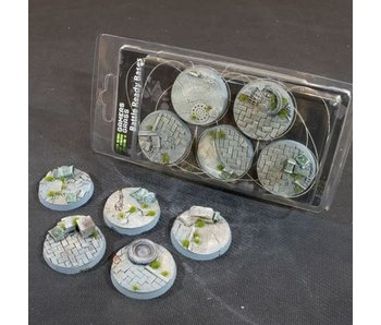Urban Warfare Bases Round 40mm (x5)