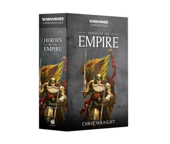 Heroes of the Empire Book (Paperback)