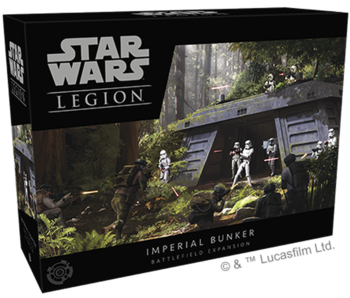 Star Wars Legion - Imperial Bunker Battlefield