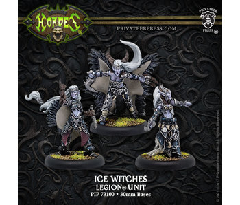 Legion of Everblight Ice Witches Unit (3) PIP73100