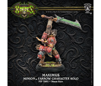 Minions Maximus Farrow Character Solo Blister PIP75051