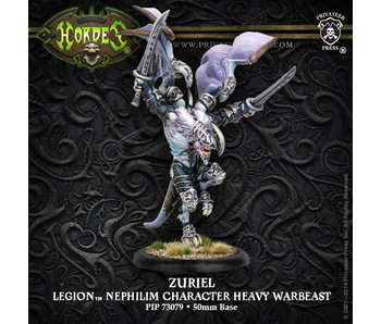 Legion of Everblight Zuriel Character Heavy Warbeast Box PIP73079
