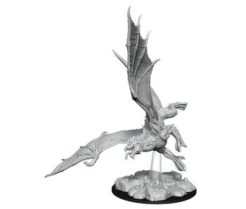 D&D Unpainted Minis Wv8 Young Green Dragon