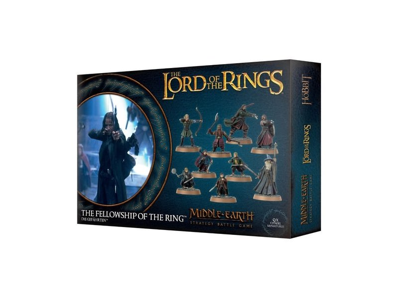 Games Workshop Fellowship Of The Ring