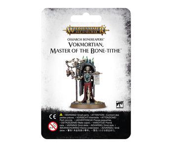 Vokmortian Master of The Bone-Tithe (PRE ORDER)