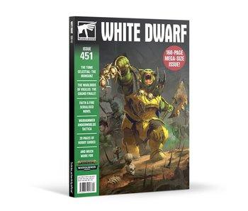 White Dwarf February 2020 (French) (PRE ORDER)