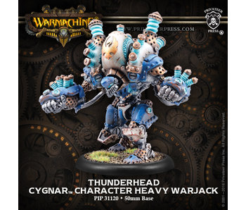 Cygnar Thunderhead Heavy Warjack