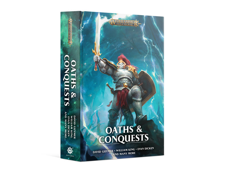 Games Workshop Age of Sigmar - Oaths And Conquests Book (HB) (English)