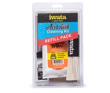 Iwata Consumables Cleaning Kit Refill
