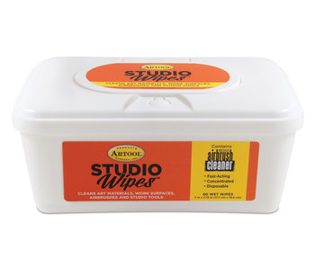 Iwata Studio Wipes 80Ct Tub Artool