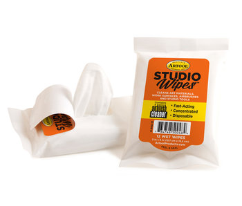 Iwata Studio Wipe Pop 12Ct Pouch