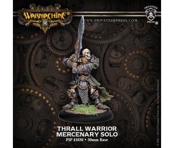 Mercenaries Thrall Warrior Solo Blister - PIP 41030