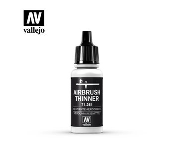 Auxiliary Airbrush Thinner (71.261)