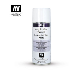 Auxiliary Matt Varnish Spray (28.531)