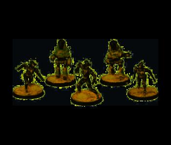 Fallout  - Wasteland Warfare - Assaultrons & Protectrons