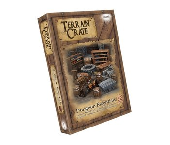 Terrain Crate - Dungeon Essentials