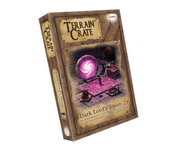 Terrain Crate - Dark Lords Tower