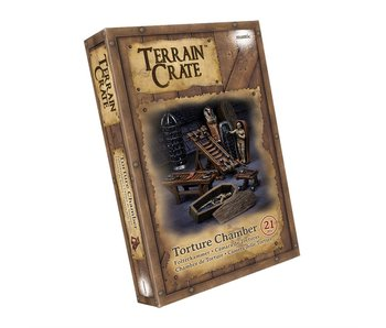 Terrain Crate - Torture Chamber