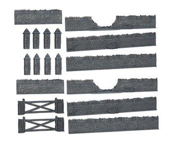 Terrain Crate - Battlefield Walls