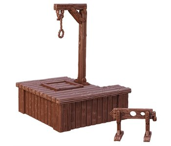 Terrain Crate - Gallows & Stocks (Retail Exclusive)