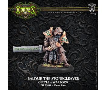 Circle Orboros - Baldur The Stonecleaver (PIP 72091)