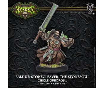 Circle Orboros - Epic Warlock Baldur Stonecleave (PIP 72059)