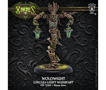 Circle Orboros - Wold Wight Orboros Light Warbeast (Resin) (PIP 72103)