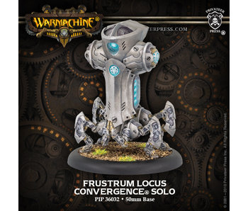 Convergence of Cyriss - Frustrum Locus Solo (metal/resin) (PIP 36032)
