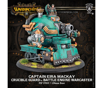 Crucible Guard - Captain Eira Mackay Battle Engine/Warcaster (PIP 37019)