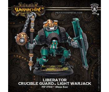 Crucible Guard - Light Warjack (metal/resin) (PIP 37010)