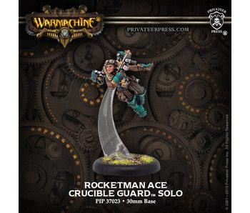 Crucible Guard - Rocketman Ace Solo (Metal) (PIP 37023)