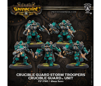 Crucible Guard - Storm Troopers (PIP 37003)