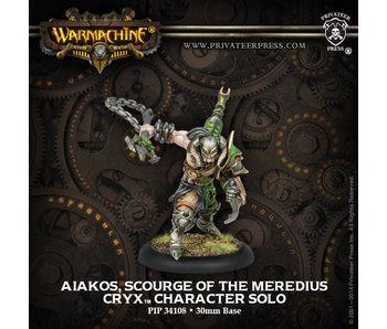 Cryx - Aiakos Scourge Of The Meredius (PIP 34108)
