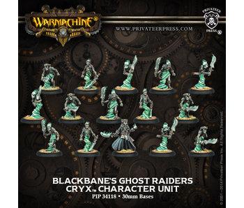 Cryx - Blackbanes Ghost Raiders (PIP 34118)