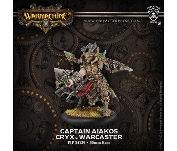 Cryx - Captain Aiakos (PIP 34129)